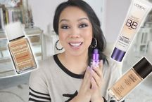 Top Favorite Drugstore Foundations / by Judy