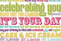 {Sixth} Birthday Ideas for the Munchkin!  / by Tammy Hanney