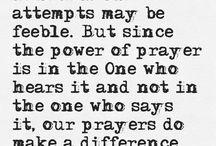 Prayer / by Katie Moran-Molina