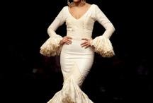 trajes de flamenca / by Loli Marin Gomez