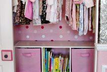 Home::Closets / by Danielle Crick