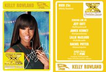 Overs Baseball Card Gallery / Kelly's Over 25s are ready to win! Use the contestant cards to build your perfect team! / by The X Factor USA
