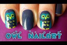Nail Ideas / by Jolene Fawcett