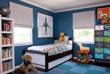 Toddler Rooms / by Laura Burke