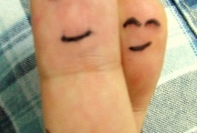 fingers story and paperchild / by JOANN CHANDLER