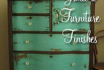 furniture make-overs / by Gloria