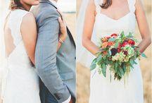 Our Wedding Day / #TerraNycePhotography #WallaWalla #Washington #Wedding / by Justina Fenberg