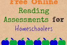 Home School - Testing / by Danyel Beach