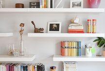 Interior Home Office | Interieur Werkplek / by ~ ~ K®!style ~ ~