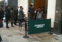 Starbucks UK free latte promotion / by BrandRepublic