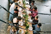 Tablescapes / by Julie Song
