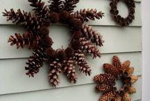 wreaths / by Design Quixotic
