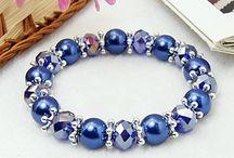 Jewelry / Jewlery I want to make  / by Elizabeth Sondrol