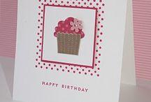Bulid a Cupcake Card Ideas / by Josie de Jesus-Davis