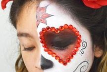 Dia de Los Muertos / Day of the Dead / Crafts and tutorials on how to celebrate Day of the Dead / by Rachel Matos