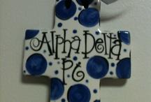 Alpha Delta Pi <> / by Madison Andrews