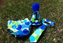 Little Boy Blue Birthday / by Nicole Stevens Belford