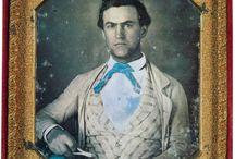 People - Circa 1840's! / by Sandy Hall