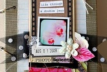 scrap booking / by Kayla Stoops