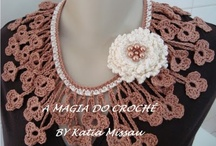 Crochet Jewelry / by Kathy Allard