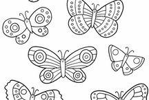 Flutterbyes / by Beth Erdelac