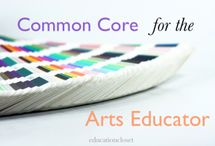 Art and Common Core / by Tara Klop