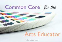 art education / by Olga Gonzalez