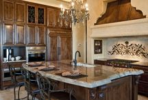 Old World Mediteranian Kitchens / by Kitchen Sales, Inc