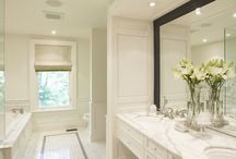 Bathroom Inspiration / by lifebeginsatthirty