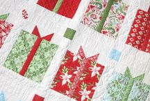 christmas quilt / by Squishy Pishy