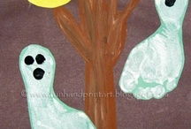 Handprints/Footprints / by Jill Morrison
