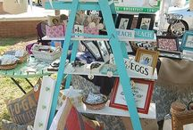 Craft Bazaar Booth Ideas / by Autumn Murphy
