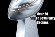 Super Bowl  / Recipe and party ideas for the big game / by The Coupon Challenge, LLC