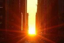 NewYork Sunsets & Sunrises / by Cosmopolitan Hotel TriBeCa