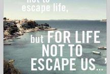 Travel Quotes We Love! / The title is self-explanatory :)  / by Bay Gardens Resorts