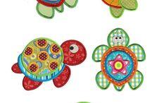 machine embroidery / by Brenda Motley