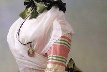 1770-1780 Women's dress / by Vicky Bayley