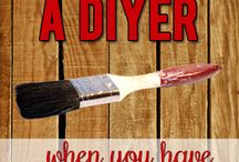 DIY bitches / by Jenni Rose Peterson