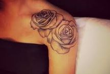 I plan on being a 90 year old lady full of ink! TATTOO IDEAS / by JasyB Mobile Fashion Truck