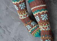 Knit / by Annu Santaniemi