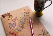 Art Journaling / by Robin L. Jack-Brown