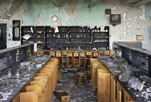 Lost places / by artis4fashion