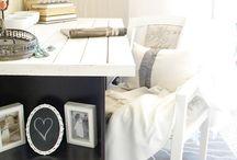 Desks / by Sarah Alanis