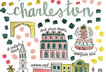 June : Charleston / by Jerriann Sullivan