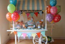 Candy carts / by Jennifer Boswell