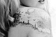 Awesome Ink / by Erica Hammond