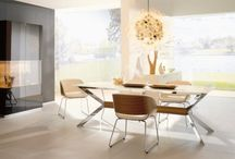 DESIGN: dining room / by Andrea's Notebook
