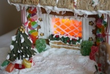 Gingerbread  / All things gingerbread / by Maria Newell