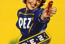 Pez & Pez Dispensers / by M. Keith Spinks
