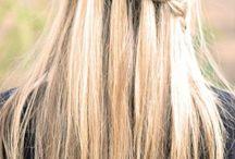Hair / by Patrycja Kolsut